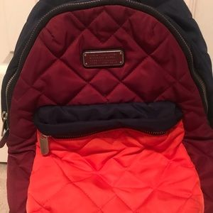 Marc Jacobs Quilted Backpack